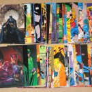 Batman Saga of the Dark Knight (SkyBox 1994) - Lot of 58 Cards VG/G
