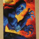Spider-Man, Fleer Ultra (1995) Gold Foil Signature Card #13- Carrion VG
