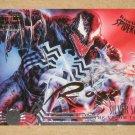 Spider-Man, Fleer Ultra (1995) Gold Foil Signature Card #107- Silver Sable VG