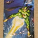 Spider-Man, Fleer Ultra (1995) Gold Foil Signature Card #4- Beetle EX