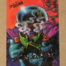 Spider-Man, Fleer Ultra (1995) Gold Foil Signature Card #39- Mysterio EX