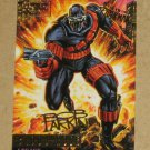Spider-Man, Fleer Ultra (1995) Gold Foil Signature Card #78- Blood Rose EX