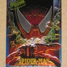 Spider-Man, Fleer Ultra (1995) Masterpieces Web Card #4- Spider-Man EX