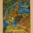 Spider-Man, Fleer Ultra (1995) Masterpieces Web Card #6- Spider-Man EX