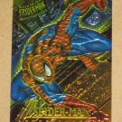 Spider-Man, Fleer Ultra (1995) Masterpieces Web Card #6- Spider-Man EX-MT