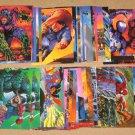 Spider-Man, Fleer Ultra (1995) - Lot of 56 Cards VG/G