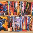 Spider-Man, Fleer Ultra (1995) - Lot of 107 Cards EX