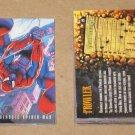 Spider-Man Premium '96 (Fleer/SkyBox 1996) - Near Card Set 99/100 VG-EX