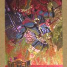 Marvel Metal (Fleer 1995) Metal Blaster Card #3- Cyclops VG