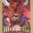 Marvel Metal (Fleer 1995) Silver Flasher Card #51- Ravage 2099 EX