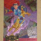 Marvel Metal (Fleer 1995) Metal Blaster Card #8- Jean Grey EX-MT