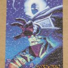 Spider-Man Premium '96 (Fleer/SkyBox 1996) Canvas Card #3- Mysterio EX