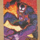 Spider-Man Premium '96 (Fleer/SkyBox 1996) Canvas Card #6- Venom EX
