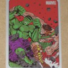 70 Years of Marvel Comics (Rittenhouse 2010) Metalic Ink Parallel Card #29- 1966 EX