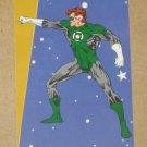 DC Stars (SkyBox 1994) Puzzle Card P9- Green Lantern G