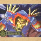 Flair '95 Marvel Annual (Fleer 1995) PowerBlast Card #23- Demogoblin EX