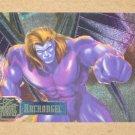Flair '95 Marvel Annual (Fleer 1995) PowerBlast Card #16- Archangel EX
