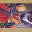 Flair '95 Marvel Annual (Fleer 1995) PowerBlast Card #20- Thor EX