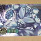 Flair '95 Marvel Annual (Fleer 1995) PowerBlast Card #18- Iceman EX