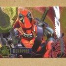 Flair '95 Marvel Annual (Fleer 1995) PowerBlast Card #17- Deadpool EX