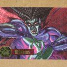 Flair '95 Marvel Annual (Fleer 1995) PowerBlast Card #10- Morbius EX