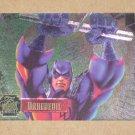 Flair '95 Marvel Annual (Fleer 1995) PowerBlast Card #6- Daredevil EX