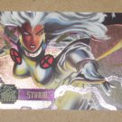 Flair '95 Marvel Annual (Fleer 1995) PowerBlast Card #5- Storm EX