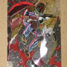 Star Wars Galaxy Series 2 (Topps 1994) Etched Foil Card #10- Boba Fett EX