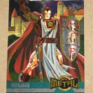 Marvel Metal (Fleer 1995) Card #130- Iron Man EX