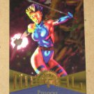 Marvel Metal (Fleer 1995) Card #112- Psylocke EX