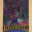 Marvel Metal (Fleer 1995) Card #90- Colossus EX