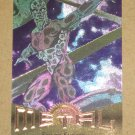 Marvel Metal (Fleer 1995) Card #18- Silver Surfer EX