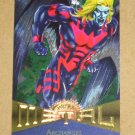 Marvel Metal (Fleer 1995) Card #83- Archangel EX-MT