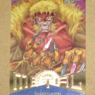 Marvel Metal (Fleer 1995) Card #115- Sabretooth NM