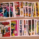 Marvel 1st Covers Series 2 (Comic Images 1991) - Lot of 23 Cards VG