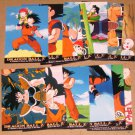 Dragon Ball Z Series 1 (Artbox 1996) - Lot of 13 Cards VG