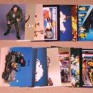 G.I.Joe 30th Salute (Comic Images 1994) - Lot of 24 Cards VG