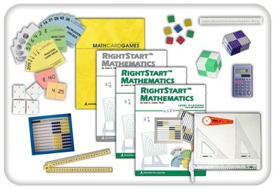 RightStart Math Starter Kit Level D