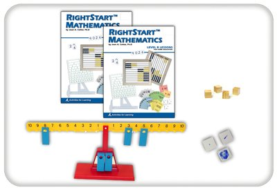 RightStart Math Add-On Kit - Level A to B