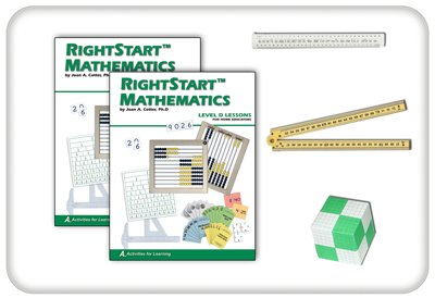 RightStart Math Add-on Kit - Level C to D