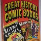Great History Of Comic Books*RARE SUPERMAN COVER~NM