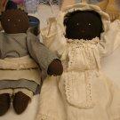 Black Memorabilia Baby Rag Dolls *