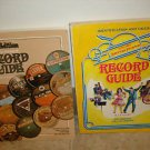 AMERICAN PREMIUM RECORD GUIDES ~RARE 2nd & 3rd EDs/SB *