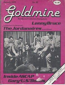 GOLDMINE ~ Magazine #39~Elvis *
