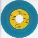 FUTURETONES ~I Know*M-45*RARE BLUE WAX !