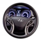 2012 Hyundai i30 Round Mousepad
