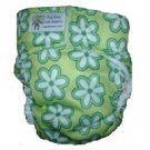 Drybees Green Retro Pocket Diaper (Large) - RM 60