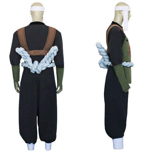Naruto Chouza Akimichi Cosplay Costume