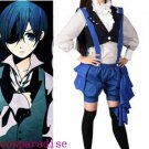 Black Butler Halloween Cosplay Costume