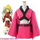 Gintama Kijima Matako Uniform Cloth Cosplay Costume